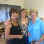 Margie Foy, Dianne Visser & Edwina Badenhorst