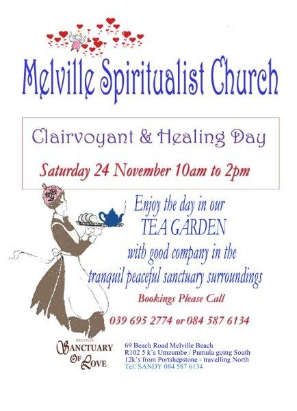 SoL - Clairvoyance Day 24 Nov 2012 eMail