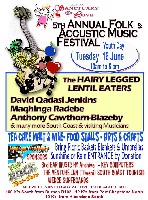 5th Annual Folk & Acoustic Music Festival